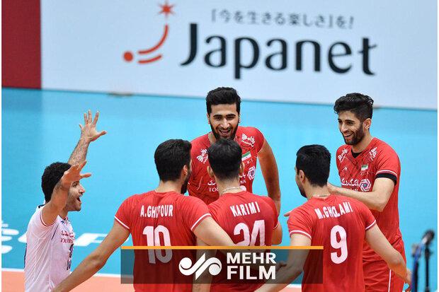 VIDEO: Iran vs Australia highlights at 2019 FIVB World Cup