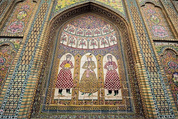 Let's visit top five most beautiful palaces in Iran